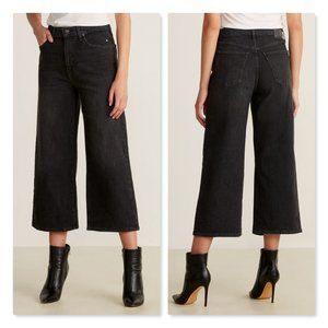 NWT Levi's Mile High Wide Leg Cropped Jeans 32